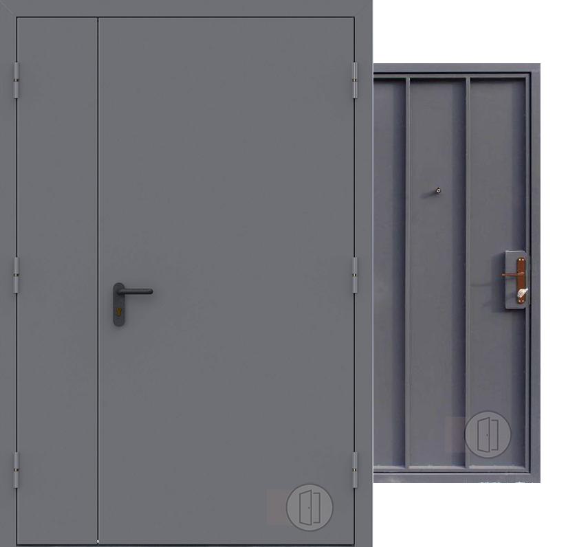 установка металлических дверей дверей недорого в подольске