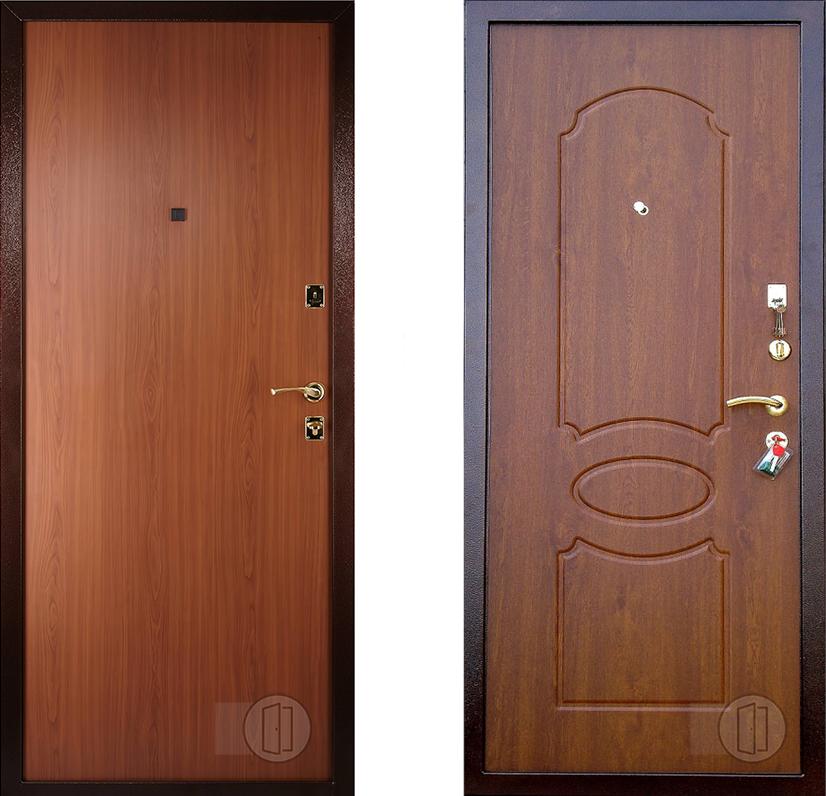 входная дверь с очень хорошей шумоизоляцией
