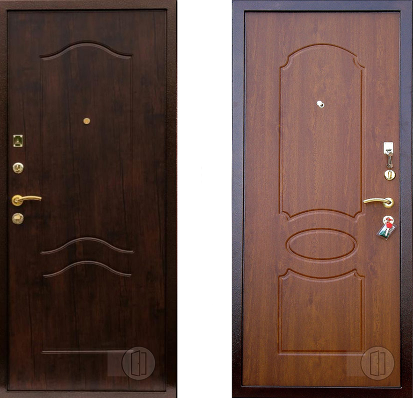 купить и установить металлическую дверь недорого в области