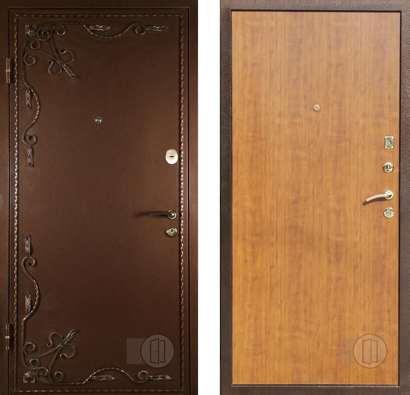 металлические двери производство в москве